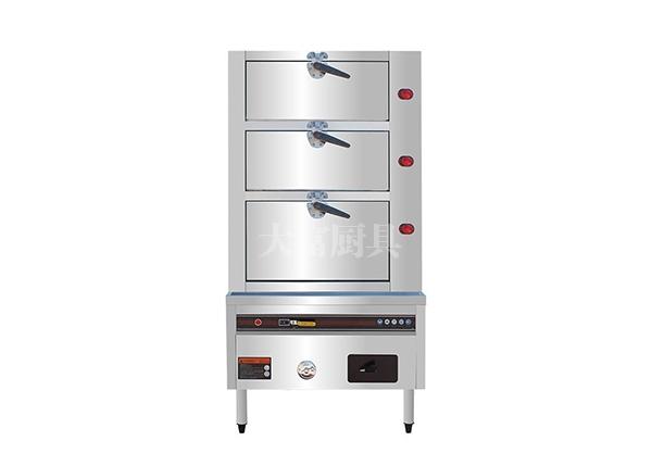 节能中式蒸柜