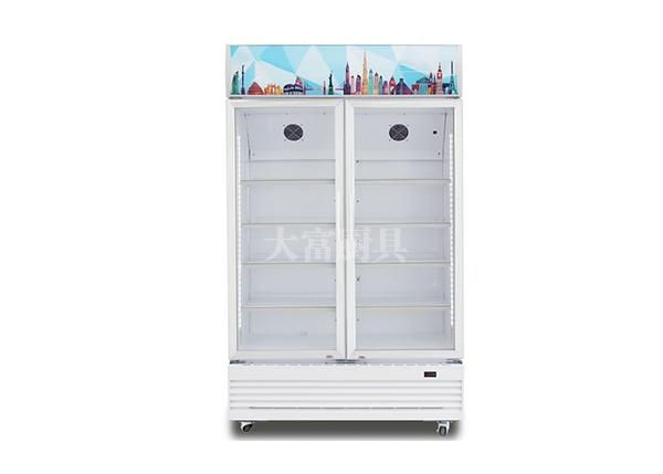 立式展示冷柜